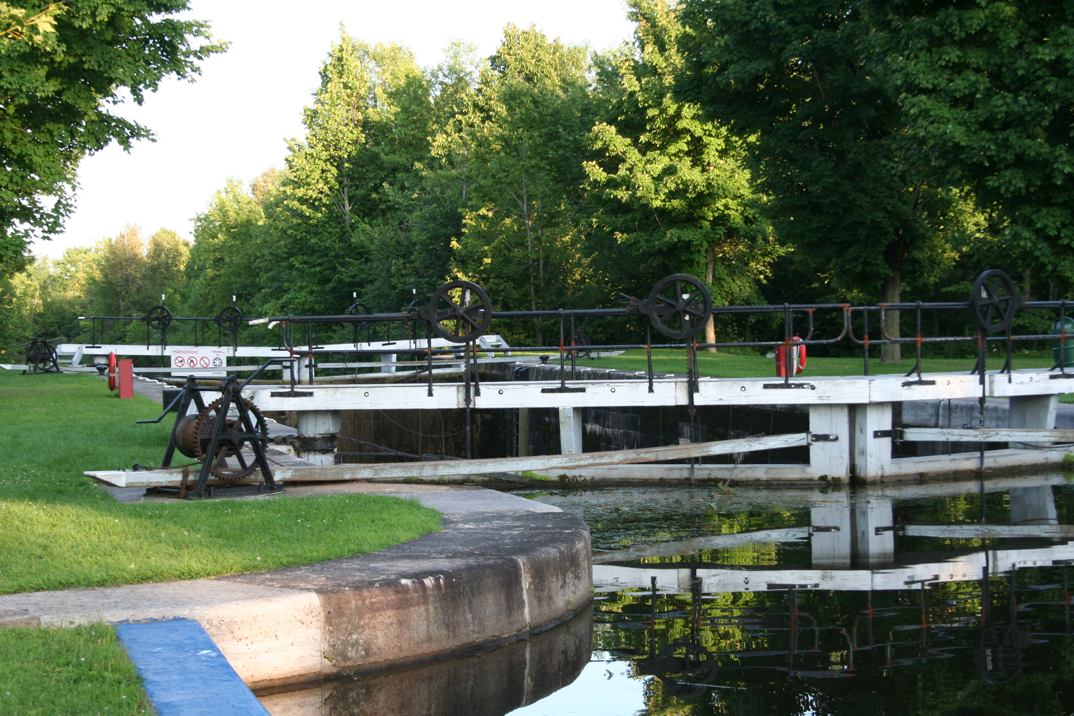 Beveridge Locks