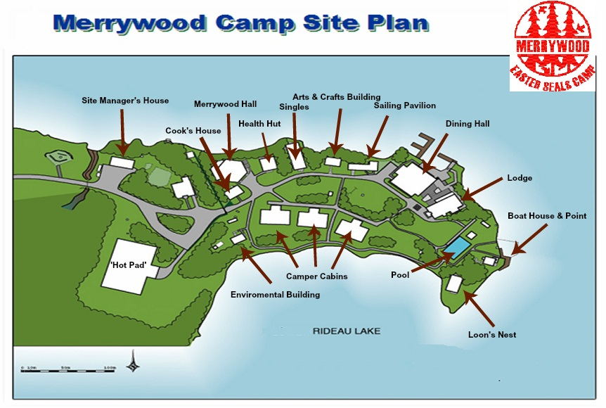 Merrywood site plan